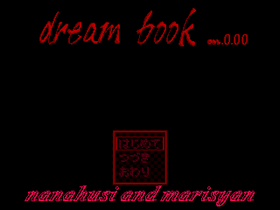 DreamBookTitle