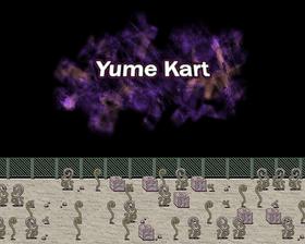 YumeKartV007Title