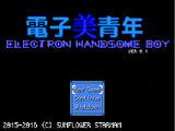 Electron Handsome Boy (電子美青年)