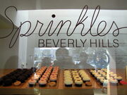 Sprinkles Cupcakes entrance (Beverly Hills)