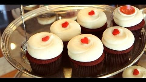Red Velvet Cupcakes Recipe Georgetown Cupcake Get The Dish