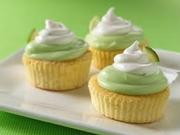 Key lime c-cakes