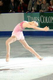 Kim Yu-Na Ina Bauer - 2006 Skate Canada