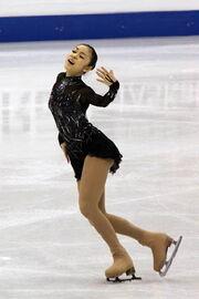Kim 2009 Worlds SP
