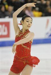 Yuna Kim 2008SAFS