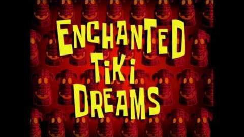SpongeBob SquarePants Song Squidward's Tiki Land