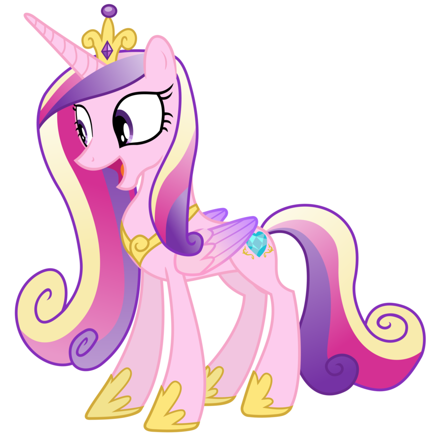 Princess cadance yuna 39 s princess adventure wikia fandom powered by wikia - Pictures of princess cadence ...