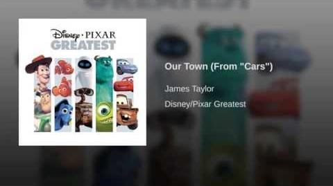"""Our Town (From """"Cars"""")"""