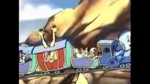 Nothing Can Stop Us Now - The Little Engine That Could
