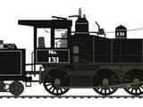 Locomotive 131