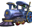 Tracy the Little Engine