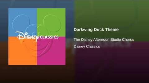 "Darkwing Duck Theme (From ""Darkwing Duck"")"