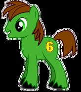 Percy pony
