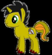 Bill pony