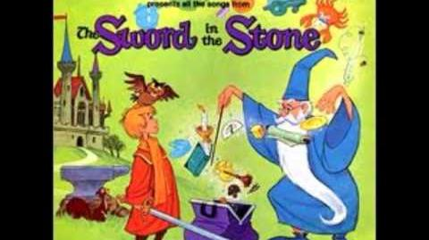 The Sword in the Stone OST - 03 - That's What Makes the World Go Round