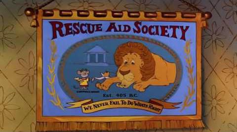 The Rescuers Rescue Aid Society HD