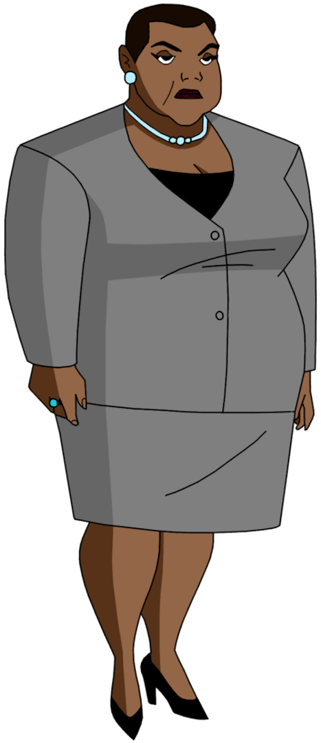 CCH Pounder orphan