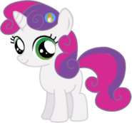 Sweetie Heart (with Princess Yuna's Company Logo)