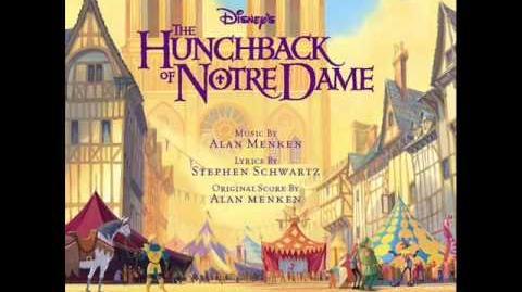 The Hunchback of Notre Dame OST - 07 - Heaven's Light Hellfire
