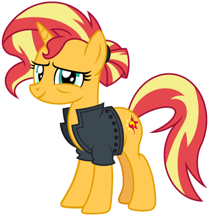 Image result for my little pony sunset shimmer pony