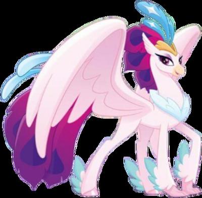 Queen Novo (Hippogriff)