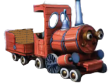 Terry the Train