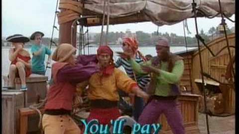 A Pirates' Life (Mickey's Fun Songs)