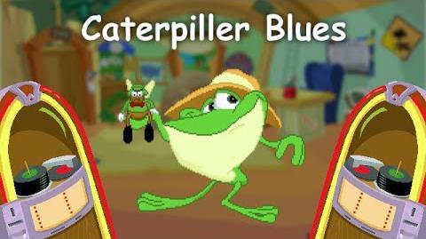 JumpStart 2nd Grade (1996) - Caterpiller Blues Song