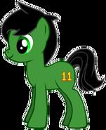 Oliver Pony