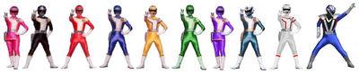 Turbine Racer Rangers