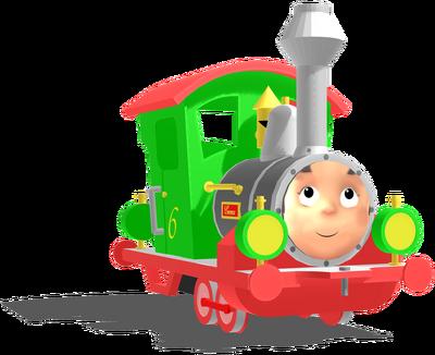 Emma the Tank Engine