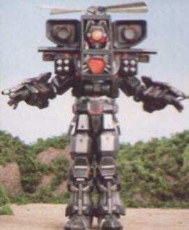 Centurion Robot