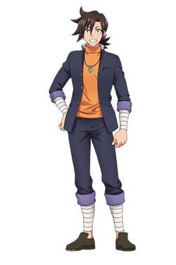 Kogarashi full appearance