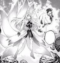 Yunna Awaken Power as Tenko