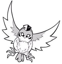 Sparrow Tengu