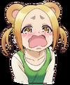 Tanuki Anime Face 1