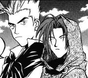 Boromir and Ah-Dol noticing
