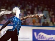 Young Victor's skate 1