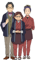 Family of Katsuki Char