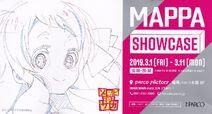 MAPPA showcase ZS ticket