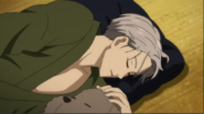 Viktor sleeping EP2