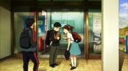 Yuuri, Yuuko and Takeshi