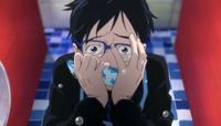 Yuri's crying