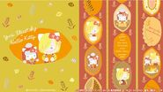 Sanrio YOI YuriP Hello Kitty Piroshki