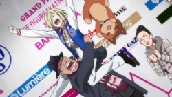 Yuri happy episode 11