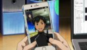 Yuri chats with Phichit