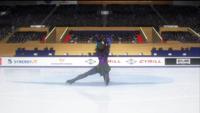Georgi Popovich's on ice