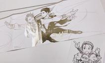 Yuri on Ice select book artwork