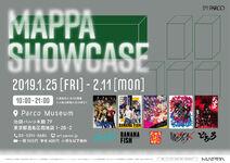 MAPPA showcase Ikebukuro2