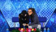 Celestino cheer up Yuri